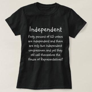 Independent40% de eleitores dos E.U. são Camiseta