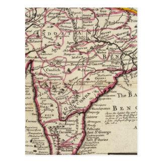 India apropriado ou o império do líder cartão postal