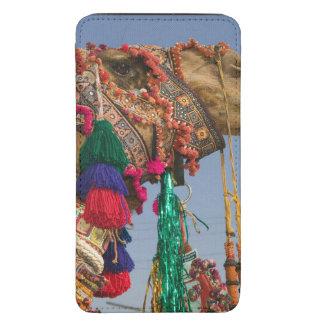 INDIA, Rajasthan, Pushkar: CAMELO DE PUSHKAR JUSTO Bolsinha De Celular