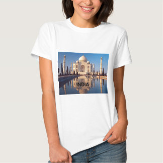 India Taj-mahal angie Camisetas