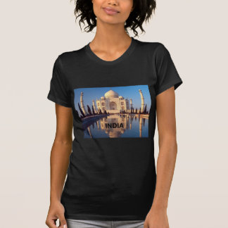 India Taj-mahal angie Camiseta