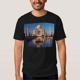 India Taj-mahal angie T-shirt