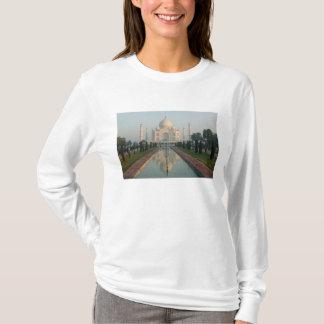 INDIA, Uttar Pradesh, Agra: Taj Mahal, manhã Camiseta