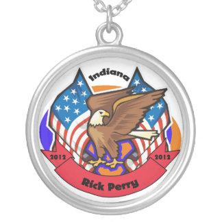 Indiana 2012 para Rick Perry Colares Personalizados