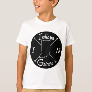 Indiana crescido DENTRO Camiseta