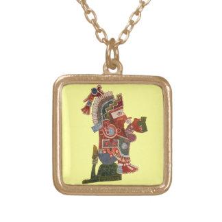 Indiano do Maya da colar