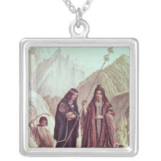 Indianos araucanos bijuterias personalizadas