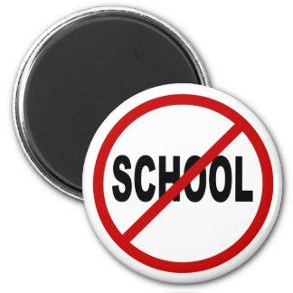 Indicação permitida escola do sinal do ódio imã