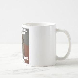 indireta caneca de café