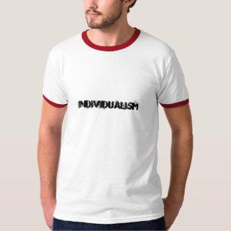 Individualismo Camiseta