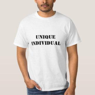 Indivíduo original camiseta