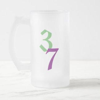 Indústrias do fosco da caneca de cerveja 37th