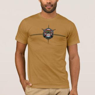 infantaria camiseta