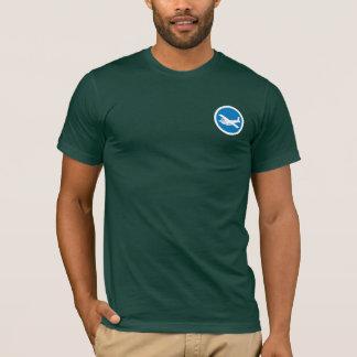 Infantaria do planador + Camisas do planador de