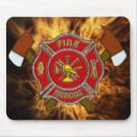 Inferno do FF Mouse Pad