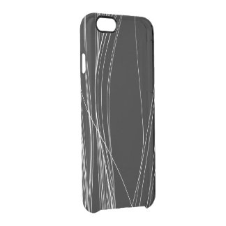 inferno II do cabelo Capa Para iPhone 6/6S Clear