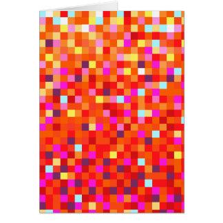 Inferno (submundo do pixel) cartão