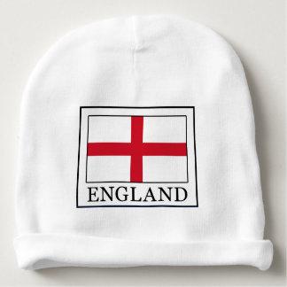 Inglaterra Gorro Para Bebê
