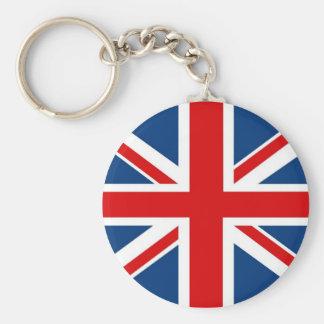 Inglaterra Union Jack/chaveiro britânico da bandei Chaveiro