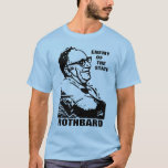 Inimigo de Rothbard do estilo 2 do estado Camiseta