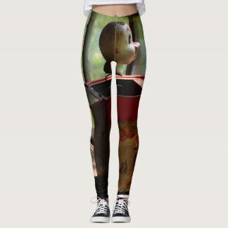 Inocência perdida leggings