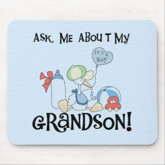 Inquira sobre meus camiseta e presentes do neto mouse pad