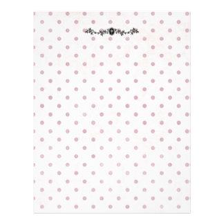 Insecto da cruz do ponto da lavanda/papel scrapboo panfleto personalizados