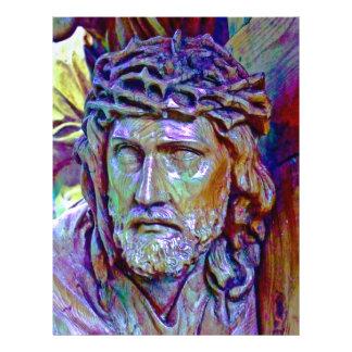 Insecto do cristão de Jesus Flyer 21.59 X 27.94cm