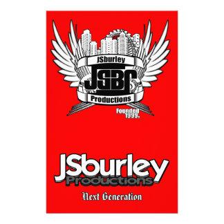 Insecto do slogan de JSburley Modelo De Panfletos