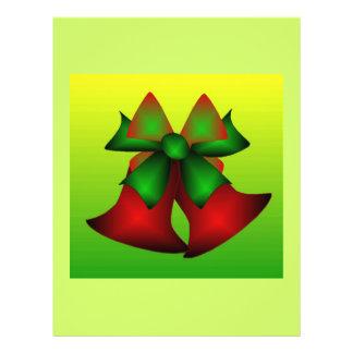 Insectos de Bels de Natal VI Panfleto