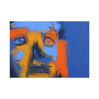 Insomniac - canvas de arte modernas 18x24 de Digit Impressão De Canvas Esticadas