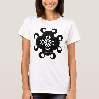 inspiração do urso camiseta