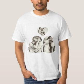 Inspiradora, bonita e marcante camiseta