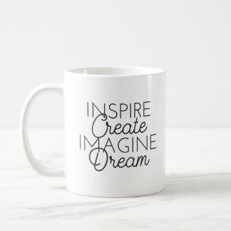 Inspire criam imaginam a caneca ideal