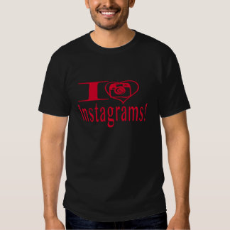 instagrams t-shirt