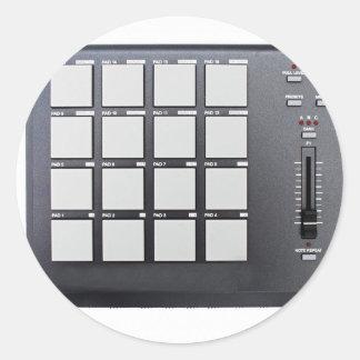 Instrumentals MPC Adesivo