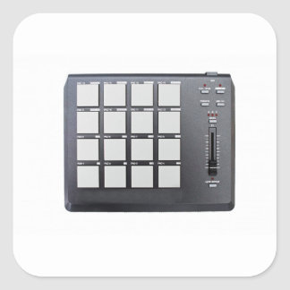 Instrumentals MPC Adesivo Quadrado