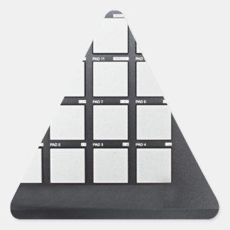 Instrumentals MPC Adesivo Triangular