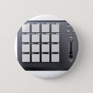 Instrumentals MPC Bóton Redondo 5.08cm