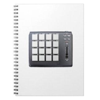 Instrumentals MPC Caderno Espiral