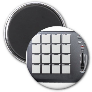 Instrumentals MPC Ímã Redondo 5.08cm