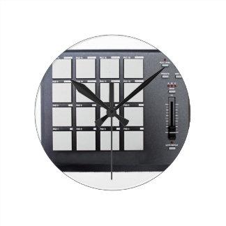 Instrumentals MPC Relógios De Pendurar