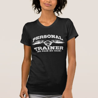 Instrutor pessoal camiseta