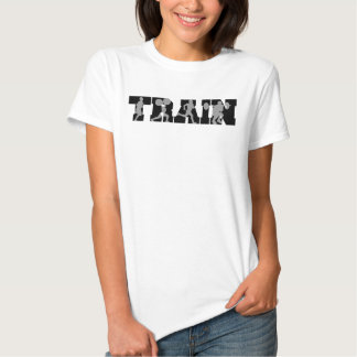 Instrutor pessoal do trem tshirts