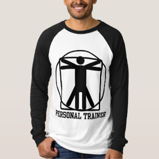 Instrutor pessoal t-shirts