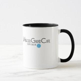 Insuficiente caneca grande do café