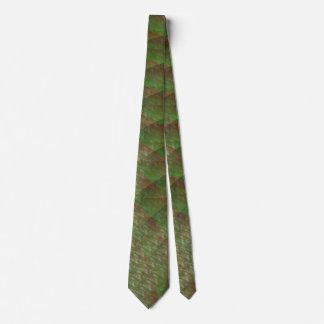 Interferência mofado gravata