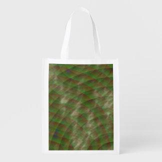 Interferência mofado sacolas ecológicas para supermercado