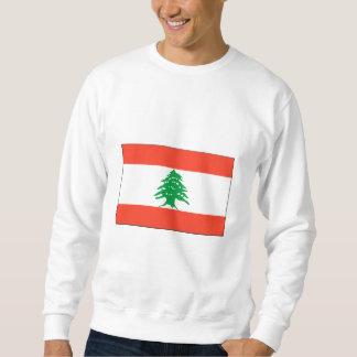 International da BANDEIRA de Líbano Moletom