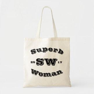 Interruptor magnífico do bolsa da mulher